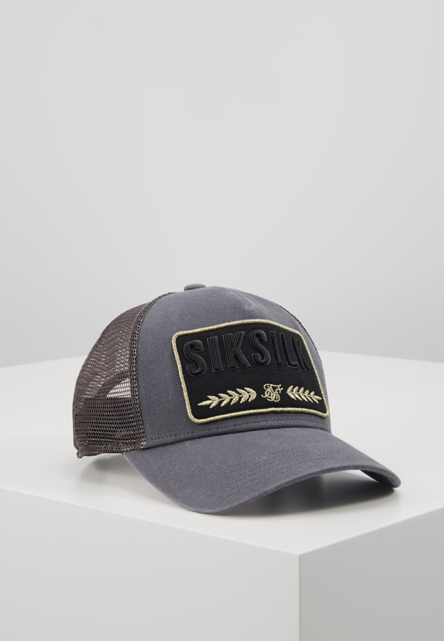 TRUCKER - Keps - grey