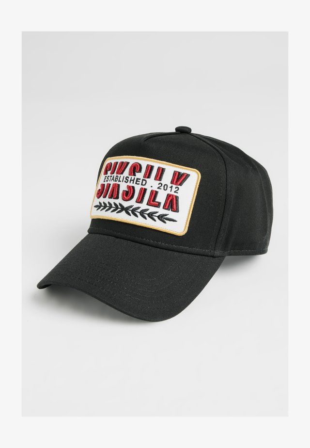 PATCH FULL - Cap - black