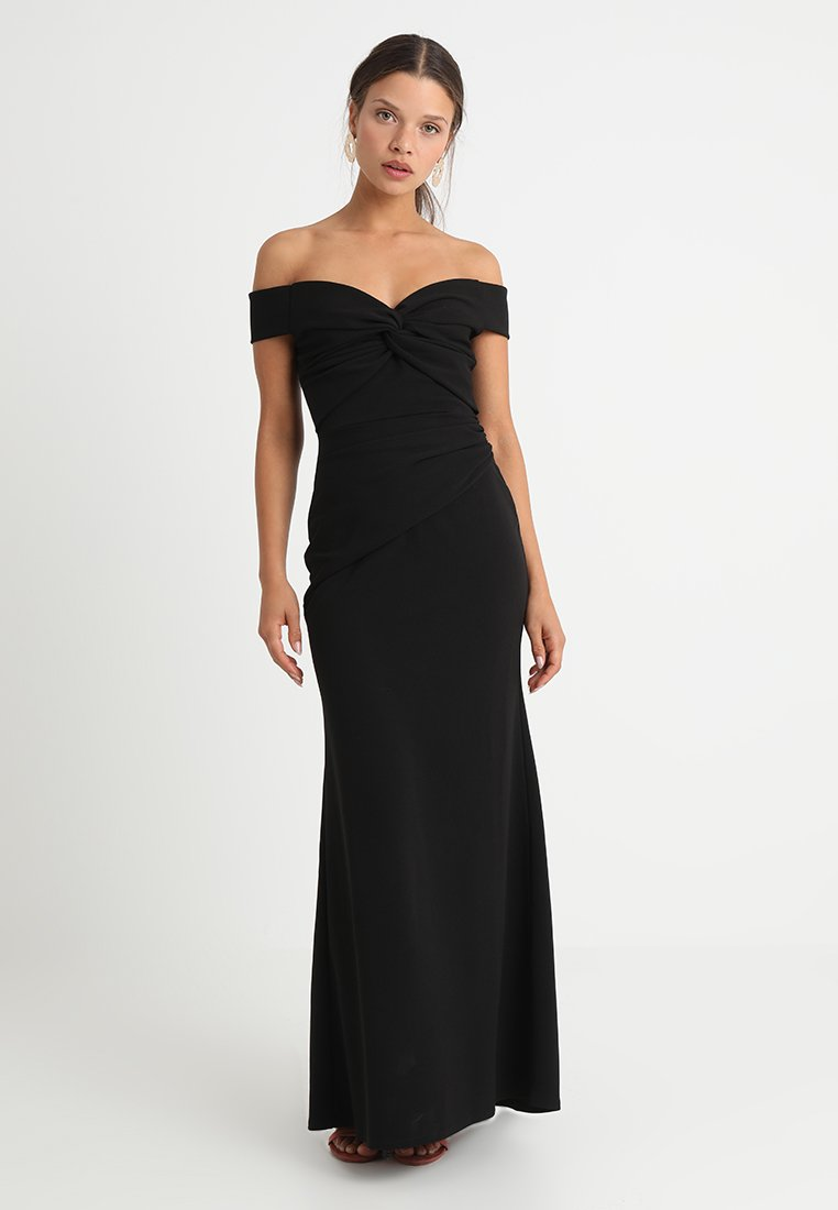 SISTA GLAM PETITE - MARINA - Maxi dress - black
