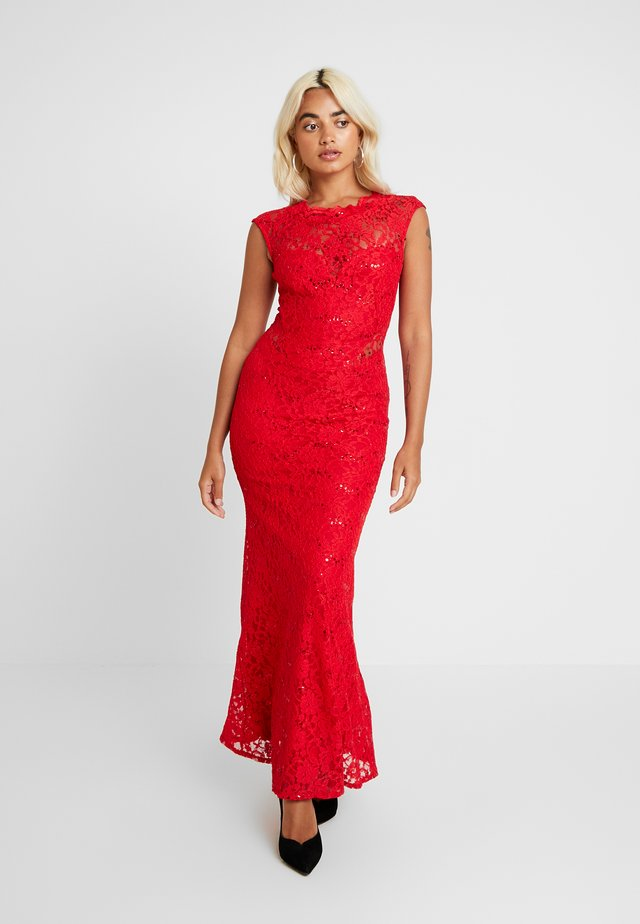 ELIORA - Ballkleid - red