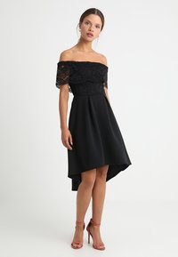SISTA GLAM PETITE - LIAH - Cocktail dress / Party dress - black - 0