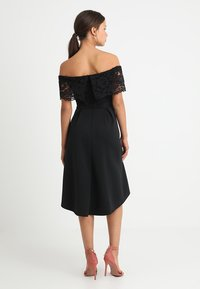 SISTA GLAM PETITE - LIAH - Cocktail dress / Party dress - black - 2
