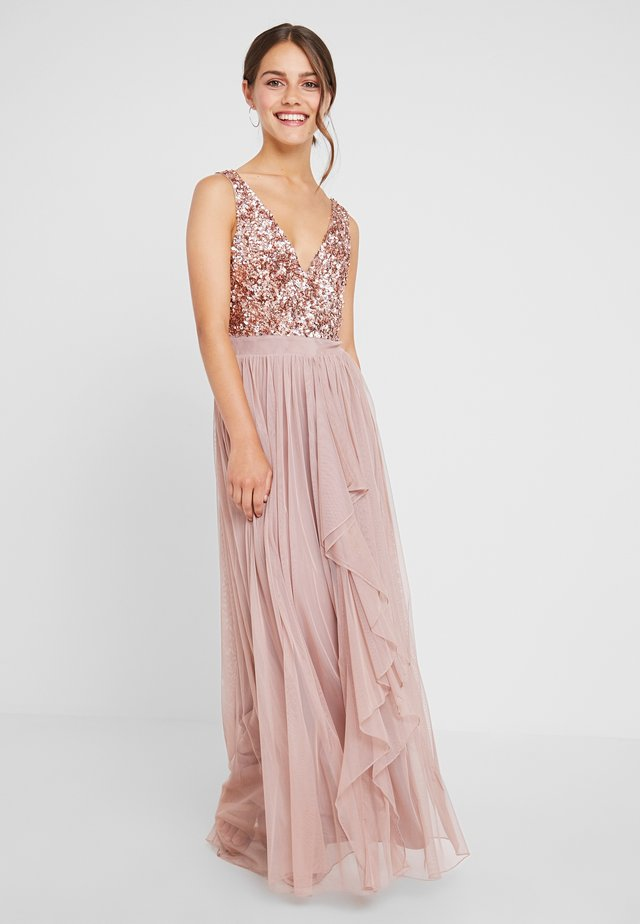 YASMIN - Robe de cocktail - rose gold