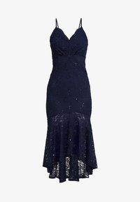 SISTA GLAM PETITE - ERIN - Robe de cocktail - navy - 4