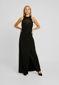 SISTA GLAM PETITE - RAYNA - Vestito elegante - black - 0