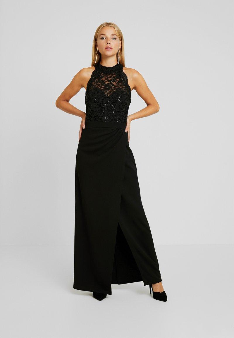 SISTA GLAM PETITE - RAYNA - Cocktail dress / Party dress - black