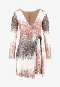 SISTA GLAM PETITE - CECILY - Vestito elegante - gold - 6