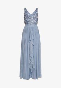 SISTA GLAM PETITE - YASMIN - Společenské šaty - blue - 4