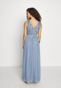 SISTA GLAM PETITE - YASMIN - Společenské šaty - blue - 2