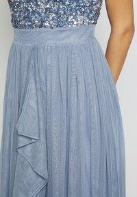 SISTA GLAM PETITE - YASMIN - Společenské šaty - blue - 5