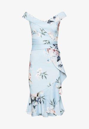 NEA PETITE - Cocktailklänning - blue