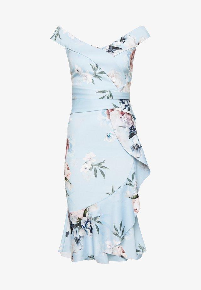 NEA PETITE - Vestito elegante - blue