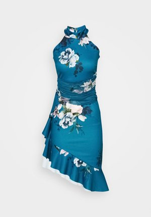 LEONA - Cocktail dress / Party dress - teal