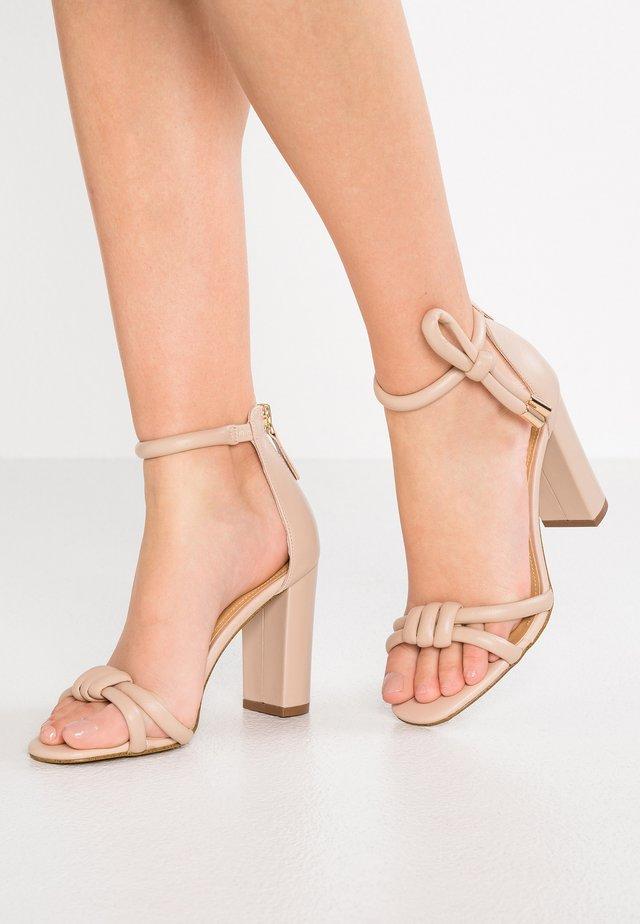 LEIGH - Sandaletter - seashell