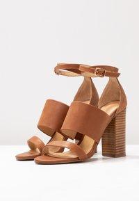 Siren - KUDOS - High heeled sandals - tan - 4