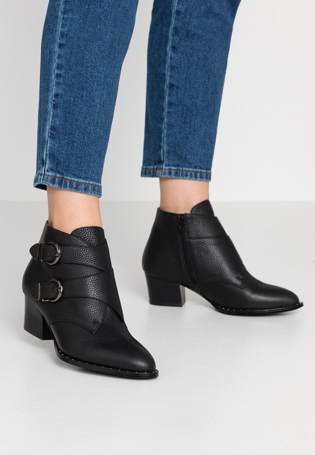SAMANTA - Ankle boots - black