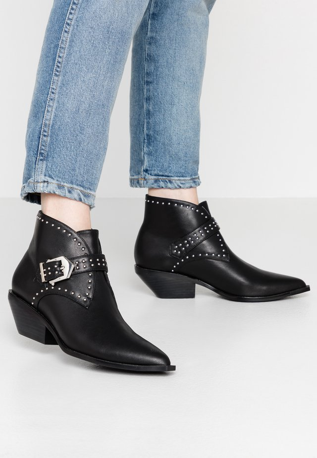 NASTY - Ankle boots - black