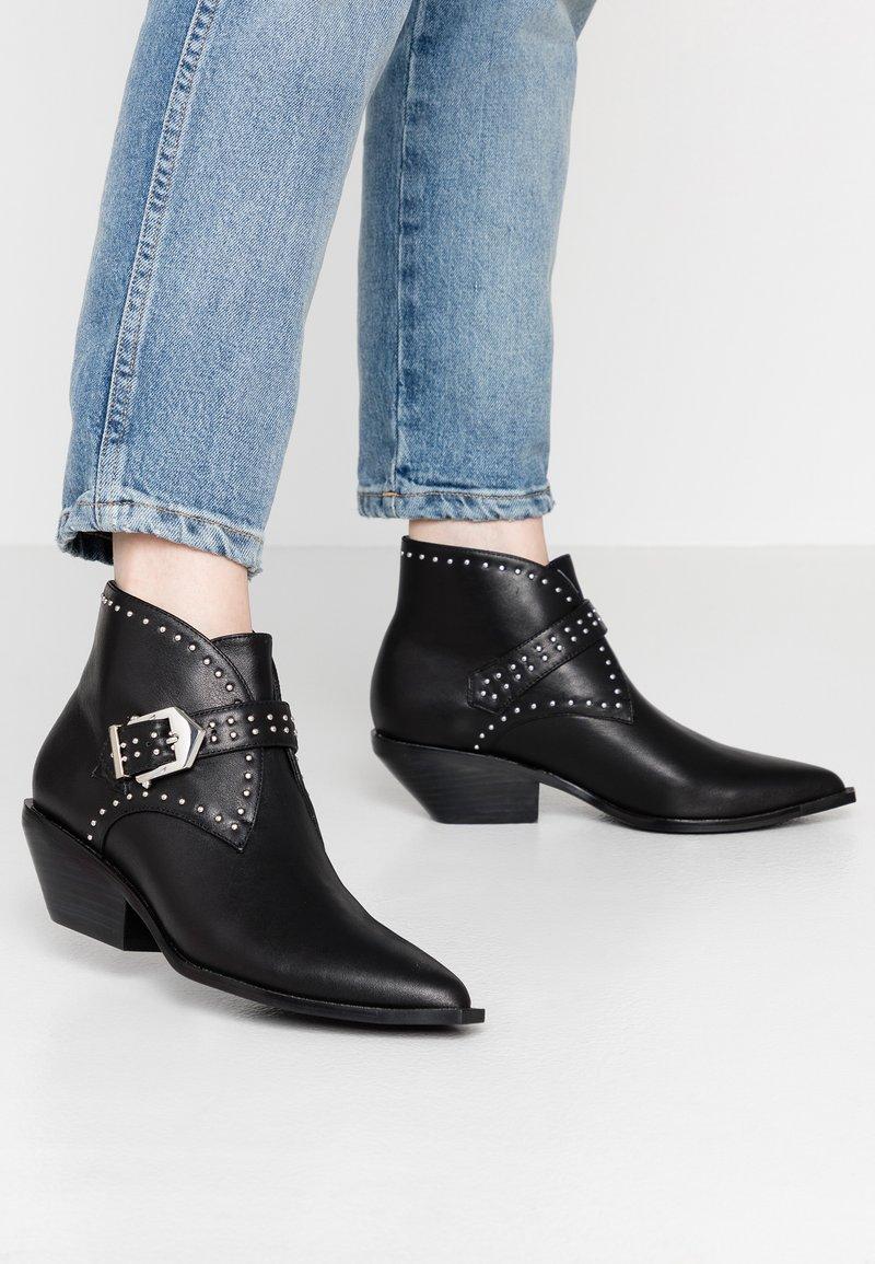Siren - NASTY - Ankelstøvler - black