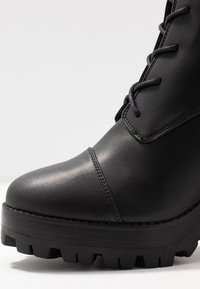 Siren - MACK - High heeled ankle boots - black - 2