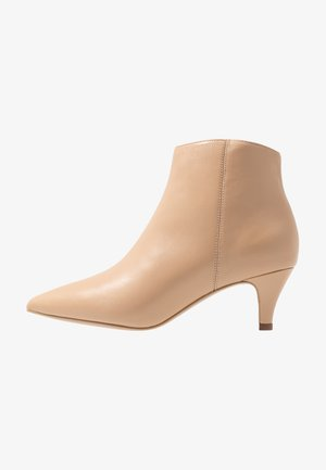 KINKY - Ankle Boot - nude