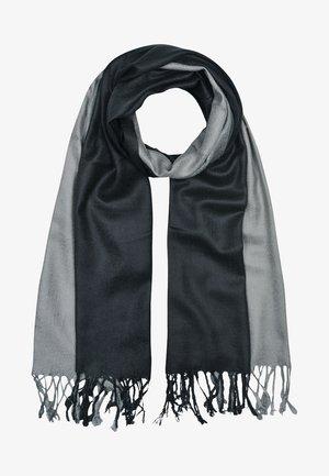 Sjaal - black/gray