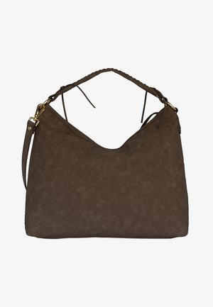 Shopping Bag - brown