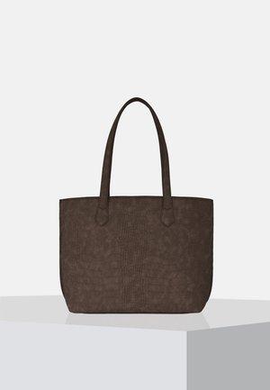 Cabas - antique brown