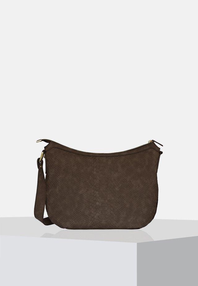 Torba na ramię - antique brown