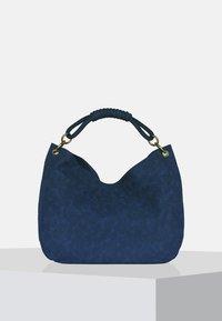 Silvio Tossi - Bolso shopping - dark blue - 2