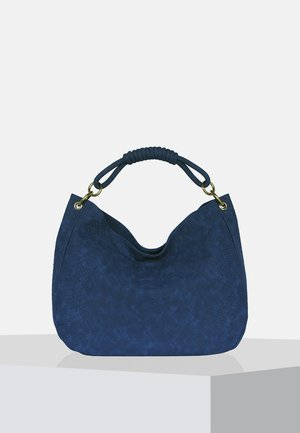 Bolso shopping - dark blue