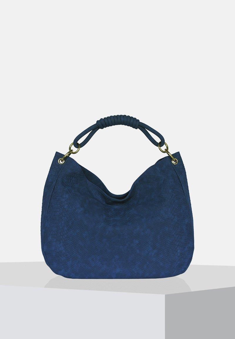 Silvio Tossi - Bolso shopping - dark blue