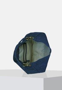 Silvio Tossi - Bolso shopping - dark blue - 5