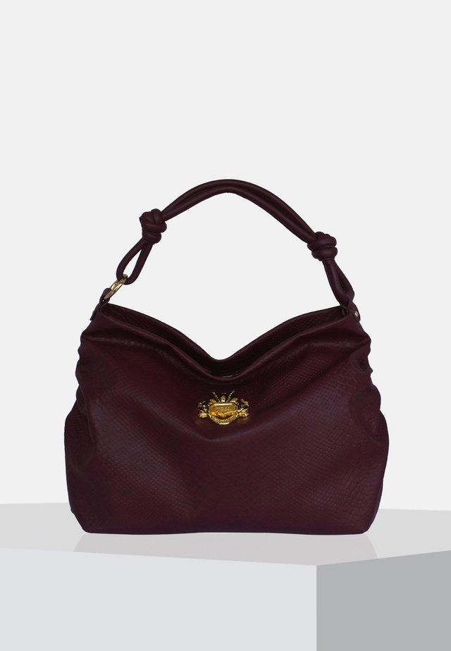Håndtasker - plum