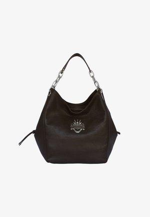 Tote bag - Dark brown/black