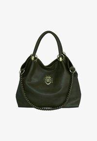Silvio Tossi - Shopping Bag - olive - 1
