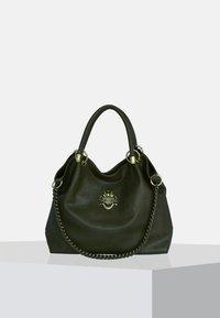 Silvio Tossi - Shopping Bag - olive - 0