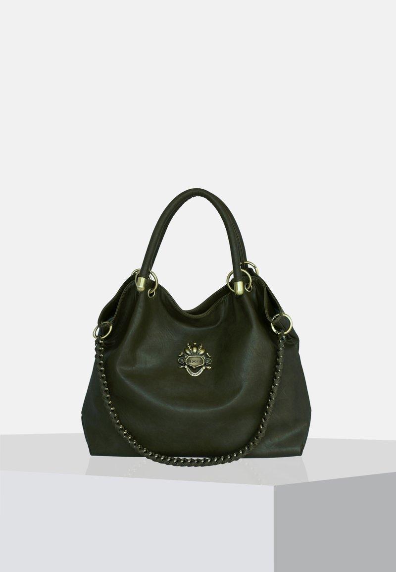 Silvio Tossi - Shopping Bag - olive