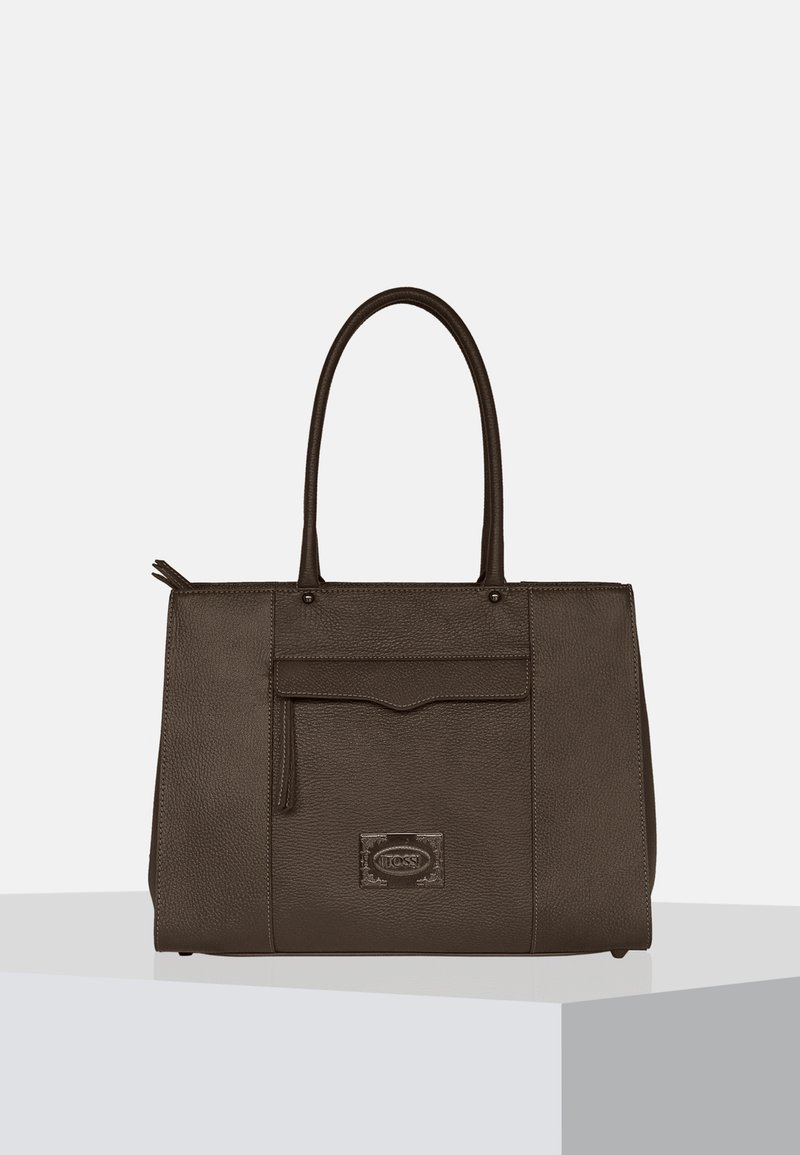 Silvio Tossi - Tote bag - gray