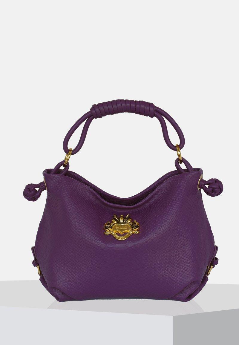 Silvio Tossi - Sac à main - purple