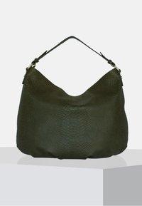 Silvio Tossi - Handbag - olive - 2