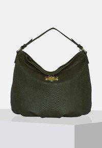 Silvio Tossi - Handbag - olive - 0