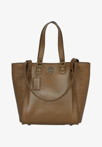 Silvio Tossi - Tote bag - tan - 1