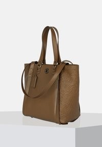 Silvio Tossi - Tote bag - tan - 3