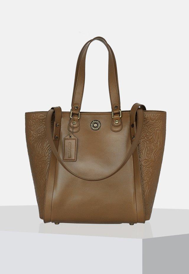 Shopping Bag - tan