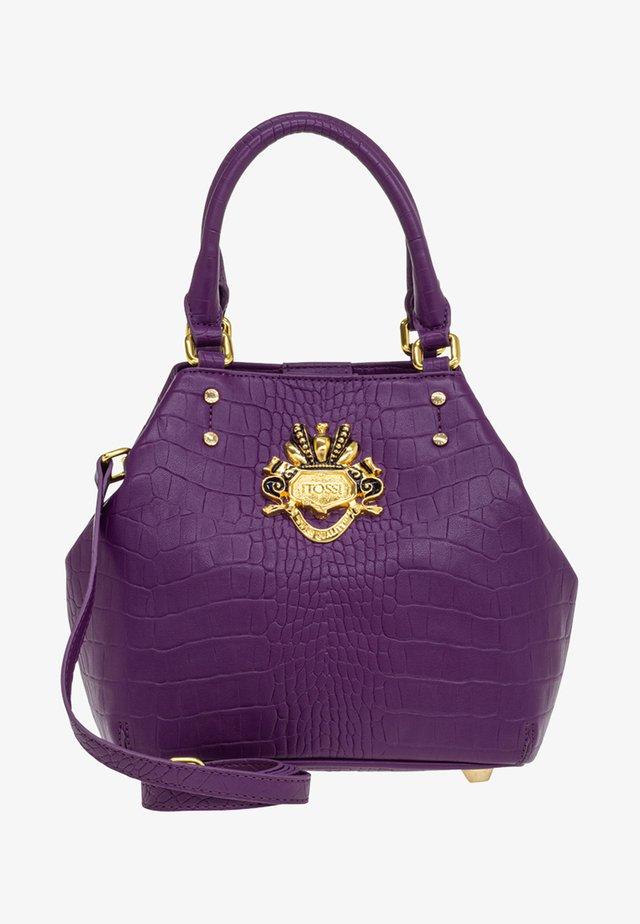 HOCHWERTIGE  - Handtasche - purple