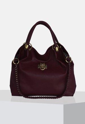 Handtasche - plum