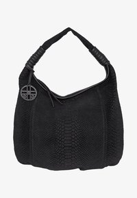 Silvio Tossi - Käsilaukku - black - 2