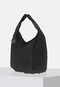 Silvio Tossi - Käsilaukku - black - 0