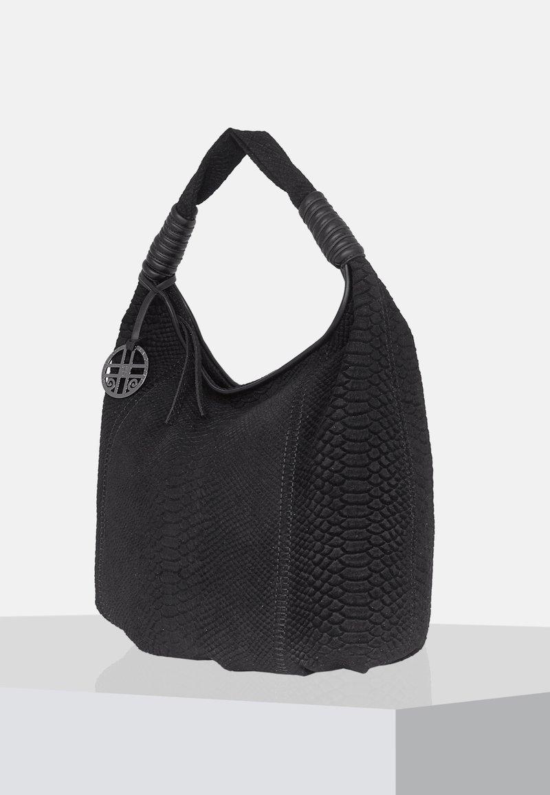 Silvio Tossi - Käsilaukku - black