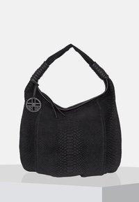 Silvio Tossi - Käsilaukku - black - 1
